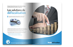 Brochure guide defiscalisation placements produits financiers Forsis